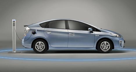El Toyota Prius híbrido enchufable, mejora sus resultados