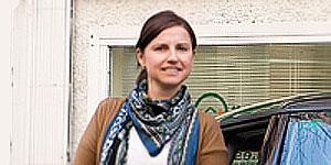 Inés de Saralegui, Directora de Respiro Carsharing