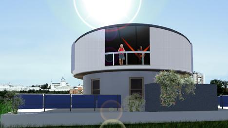 Schneider Electric Solar Decathlon Casa Pi