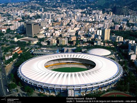 Estadio Maraná. FOTO: EDF Consultoría