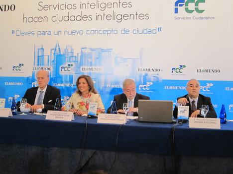 Servicios Inteligentes hacen ciudades inteligentes. Claves para un nuevo concepto de ciudad