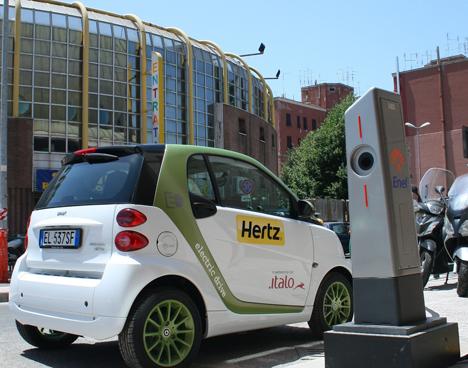 Hertz Roma