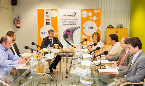 Celebración de la reunión en CENTAC