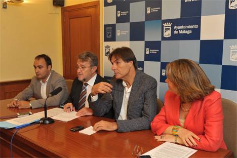Contratación, por parte del Ayuntamiento de Málaga, de la programación y desarrollo para la sustitución de su sistema informático.