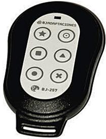 Control Pro 6 con 10 funcionalidades más sencillo y fácil de manejar