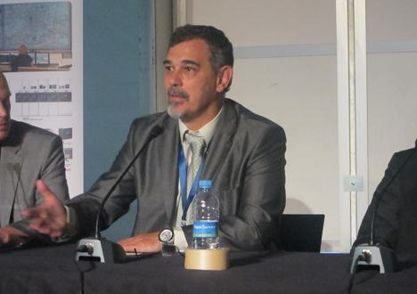 Jose Manuel Paez, Vicerrector de Relaciones Internacionales de la Universidad Politécnica de Madrid.
