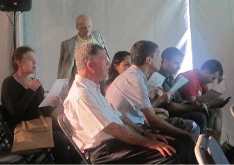 Público asistente a la Jornada Smart City Centre SDE12
