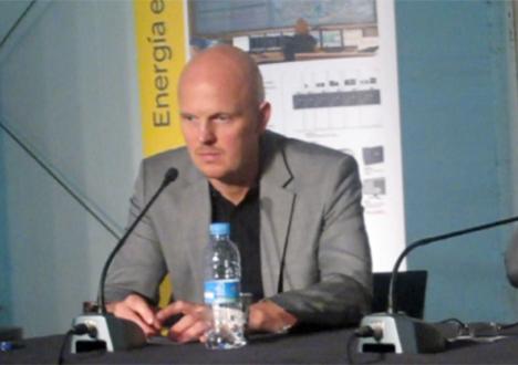 Stefan Junestrand, Director General del Grupo Tecmared.