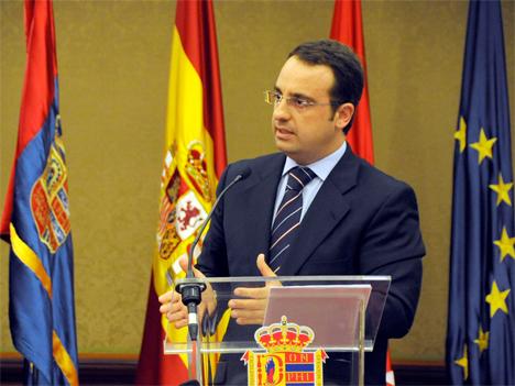 Alberto Rodríguez de Rivera, Primer Teniente de Alcalde de Móstoles.