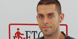 Luis Pérez Roca, investigador de Gradiant, y coordinador del proyecto EMULSION