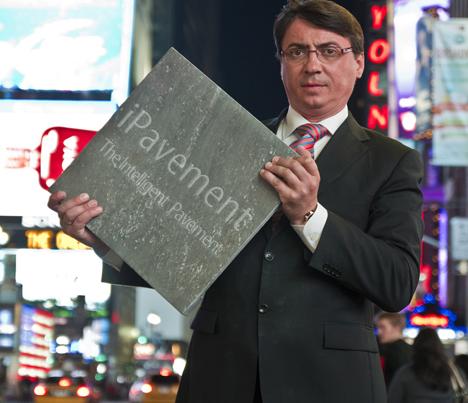 Félix Navarro - CEO iPavement in NYC