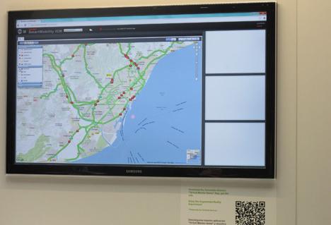 ICM Plataforma integral para Smart City de Schneider Electric.