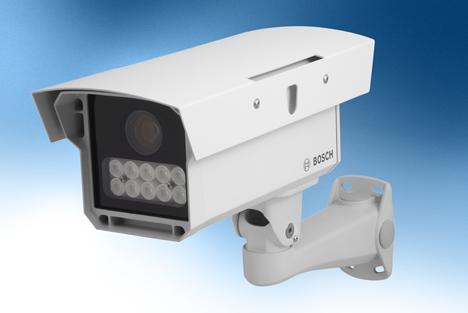 Cámara con reconocimiento de matrículas de Bosch Security Systems y ARVOO