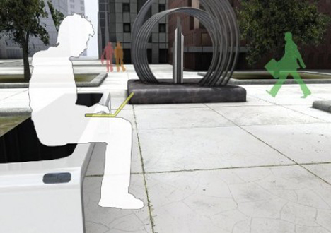 """Banco generador de energía del proyecto """"Enercity""""."""