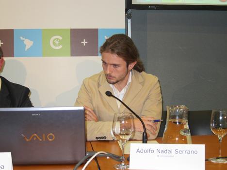 Adolfo Nadal, profesor de la IE Universidad.