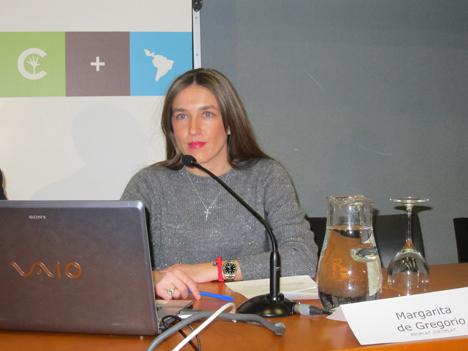 Margarita de Gregorio, Coordinadora de la Plataforma Tecnológica Española de Biomasa, BIOPLAT.