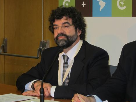José Enrique Vázquez, Presidente del Grup de Gestors Energètics (GGE).