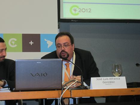 José Luis Alfranca, Jefe del Servicio de Instalaciones de DRAGADOS.