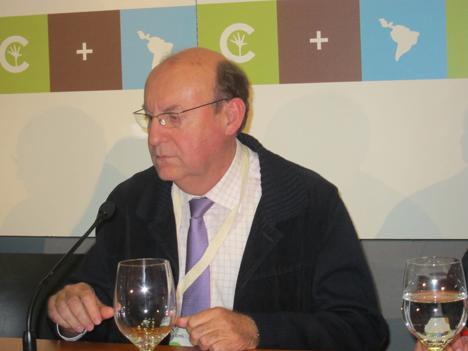 Juan Armindo Hernández, Jefe del Departamento de Innovación de la Dirección de Rehabilitación y Servicios Sociales de la Empresa Municipal de la Vivienda y Suelo de Madrid (EMVS).