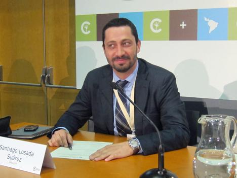 Santiago Losada, de Control Operativo de URBASER.