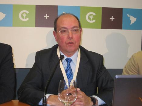 Manuel Nicolás Barba, Vicesecretario del CETIB, Consejo General de Colegios Oficiales de Peritos e Ingenieros Técnicos Industriales.