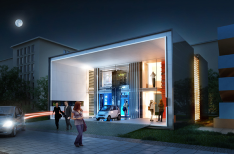 Casa piloto de Wonderware en Berlin para gestión energética eficiente.