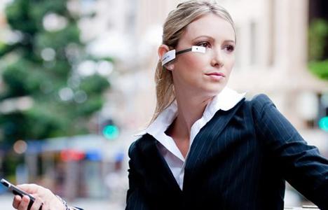 Gafas multimedia con acceso a Internet de la empresa Vuzix