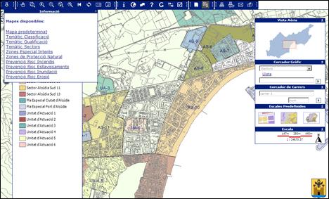 Plan de Ordenación Urbanística subido a Internet por el Ayuntamiento de Alcúdia.