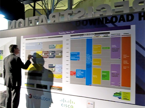 Listado de congresos de la edición Smart City Expo World Congress 2012