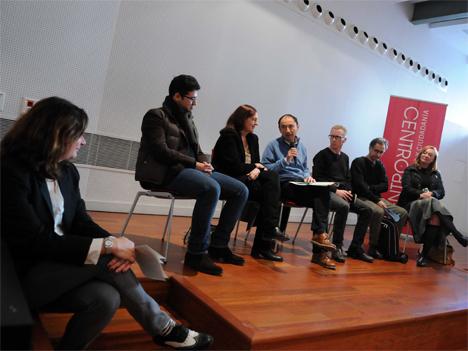 Presentación del programa de CentroCentro Cibeles.