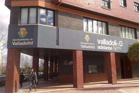 Edificio del Ayuntiamento de Valladolid