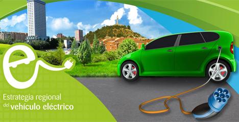 Cartel Estrategia Regional del Vehículo Eléctrico