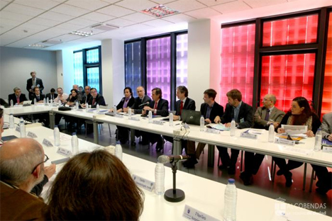 IV Reunión del Comité Técnico de la Red Española de Ciudades Inteligentes, en Alcobendas.