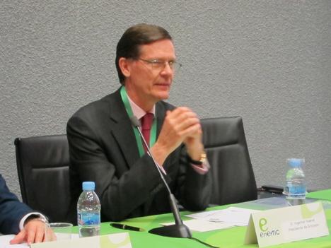 Ingemar Naeve, Presidente de Ericsson España