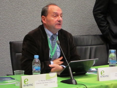José Javier Medina, Presidente de COITT