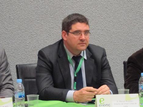 Manuel Ausaverri, Director de Smart Cities de Indra