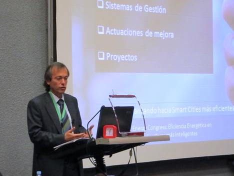 Jaime Briales, Director de la Agencia de Municipal de la Energía del Ayuntamiento de Málaga