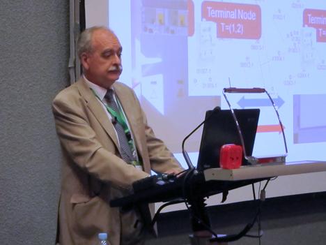 Pedro Carmelo Blanco, del Departamento de Gestión de Activos, Dirección Sistemas de Control y Telecomunicaciones de Iberdrola