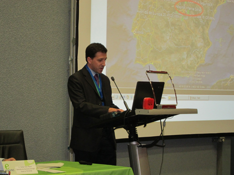 Javier Grávalos, Technology Innovation Manager de ACCIONA