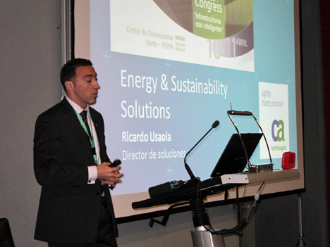 Ricardo Usaola, Director, Solution Sales de CA Technologies