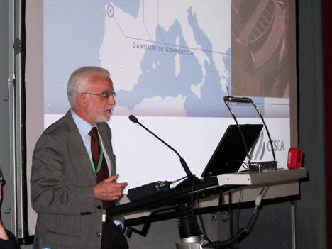 Javier García, Director del Centro de Super Computación de Galicia (CESGA)