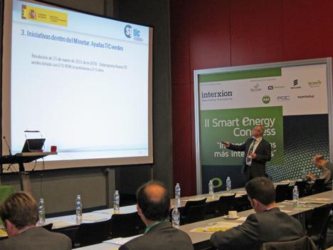 Carlos Antero Maza, Subdirector General TIC del Ministerio de Industria, Energía y Turismo