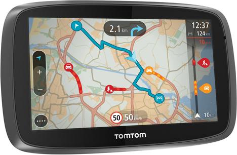 Dispositivo de TomTom