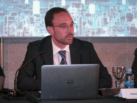 Jesús Pato, del Ayuntamiento de Móstoles