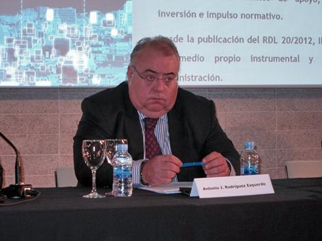 Antonio J. Rodríguez, Alcalde de Barakaldo.