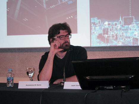 Domenico Di Siena, Arquitecto