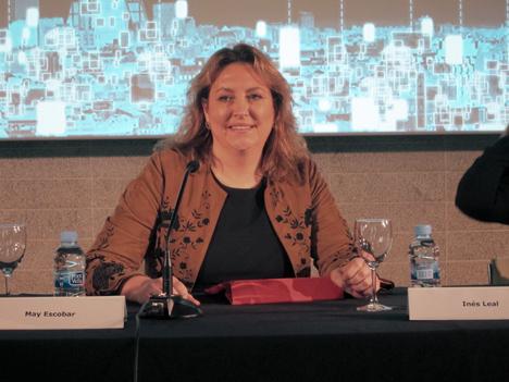 May Escobar, Directora de Nuevos Proyectos e Innovación de Fundetec, Oficina Técnica de la Red Española de Ciudades Inteligentes (RECI)