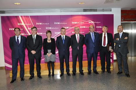 Asamblea general de la Agencia Vasca de la Innovación