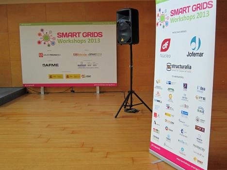 I Workshop Smart Grids