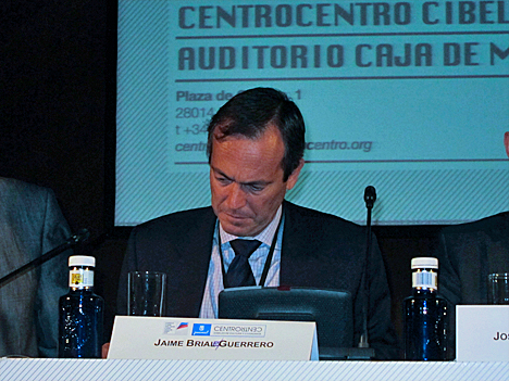 Jaime Briales, Director de la Agencia Municipal de la Energía de Málaga